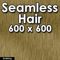 Hair 02 - Seamless