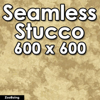Stucco 012 - Seamless