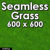 Grass 004 - Seamless Texture