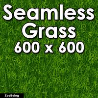 Grass 007 - Seamless Texture