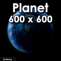Space 008 - Planet (Small)