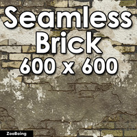 Brick 003 - Seamless