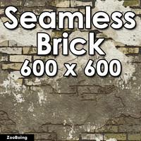 Brick 003 - Seamless