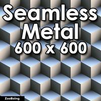 Metal 052 - Cubes