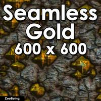 Stone 019 - Gold