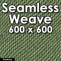 Cloth 013 - Weave