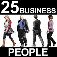 25 Business People Textures - v5