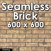Brick 005 - Seamless