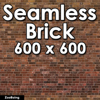 Brick 006 - Seamless