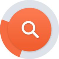 Searching preloader (circular)