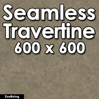 Stone 027 - Travertine