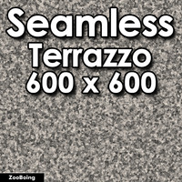 Stone 007 - Terrazzo