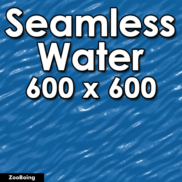 688 - Water - Seamless Pattern-T1.jpg