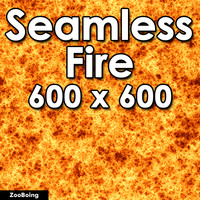 Fire 004 - Seamless