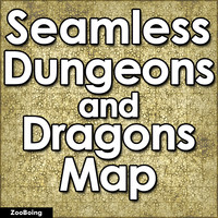 Dungeons and Dragons Map 01