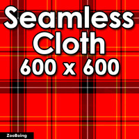 Cloth 018 - plaid tartan
