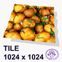 Potato tile 2