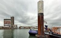 Breskens harbour