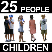 25 Children Textures - Vol. 3