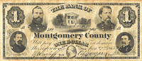 civil War Money 1