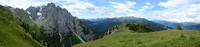 panorama Dolomity 2011 #2