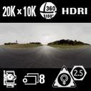European Street 360 HDR Pano