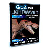 GoZ for Lightwave 11 and ZBrush Users-Volume #1- The Essentials