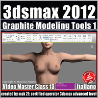 3dsmax 2012 Graphite Modeling Tools 1_ v.13 italiano_Suscription