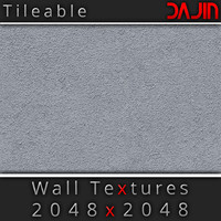 Plaster Wall Tileable 2048x2048