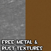 Metal and Rust texture