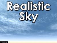 Sky 047 - Realistic Horizon