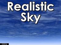 Sky 044 - Realistic Horizon