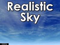 Sky 043 - Realistic Horizon