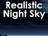 Sky 070 - Night Sky