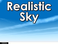 Sky 038 - Realistic Horizon