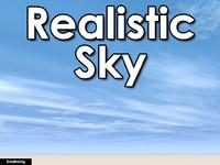 Sky 032 - Realistic Horizon