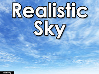 Sky 030 - Realistic Horizon