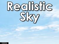 Sky 028 - Realistic Horizon