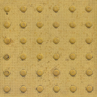 Tread Plate Floor Yellow