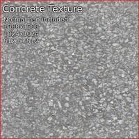 Concrete tiled