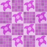 Girls Flower Tile