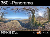 Panoramic-Environment-Chiemsee-Bavaria