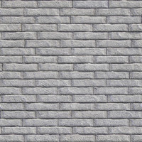 Rocky wall - tiled