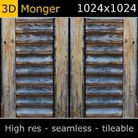 Wooden Shutter Texture (2)