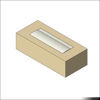 Tissue Box 01353se
