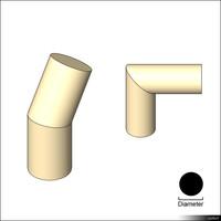 Pipe Angle 01390se