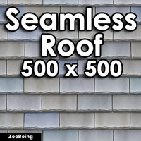 Roof 004 - Slate