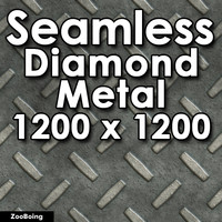 Metal 019 - Diamond Plate