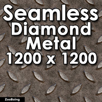 Metal 025 - Diamond Plate