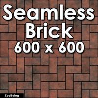 Brick 014 - Paver